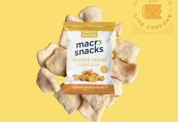 Cheddar Macro Snacks