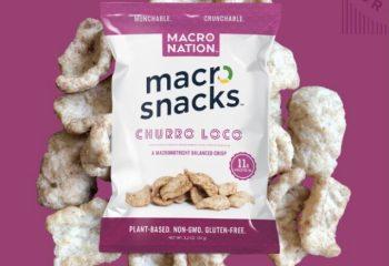 Churro Macro Snacks