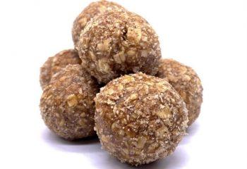 Snickerdoodle Protein Cookie Bites