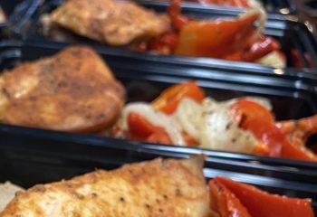 Enchilada Chicken (Low Carb/Keto)