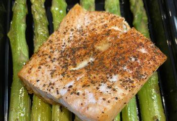 Cajun Salmon (Low Carb/Keto)