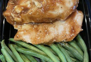 BBQ Chicken (Low Carb/Keto)