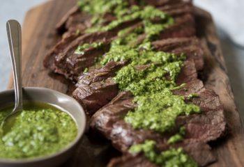 Steak Pesto