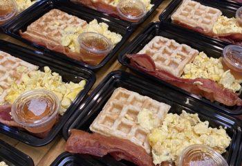 Classic Waffle Plate